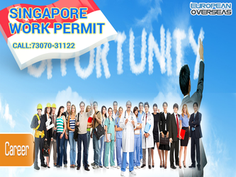 VARIOUS JOB OPPORTUNITIES FOR SINGAPORE by europeanoverseas