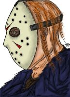 Jason Voorhees by Demonic-Chaos