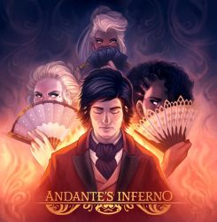 Andante's Inferno by Art-Zealot