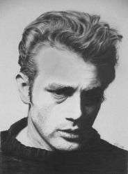 James Dean by mickoc