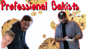 Hopeless Cooking - Professional Bakists (Bakers) by TheWhateverMen