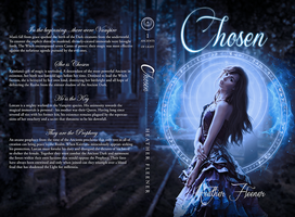 Book Cover - Chosen by AlexandriaDior