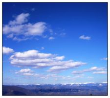 Painted clouds by Glitter4all by Ro-nature
