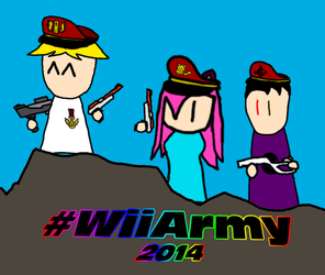 WiiArmy Command by Mahboison
