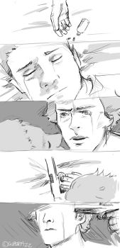 Post Reichenbach: Too Late. by superfizz