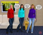Triplets Introduction Page 6 by stopsigndrawer81