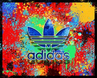 adidas splat by hotrats51