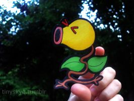 Dance Crazy Bellsprout by TinySkye