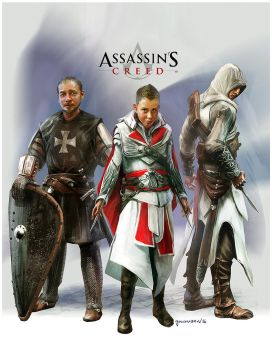 Assassin's by gousman