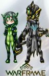 Operator and Excalibur Umbra(v.2) by kirby2264923