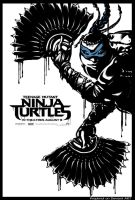 TMNT VENUS DEMILO 2014 Wallpaper by propimol