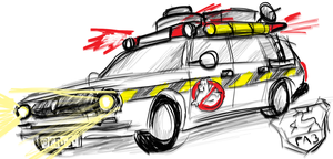 Ecto-5: Russian Ectomobile by iProton