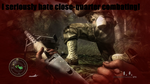 This is why I hate doing CQC as a soldier by BeeWinter55