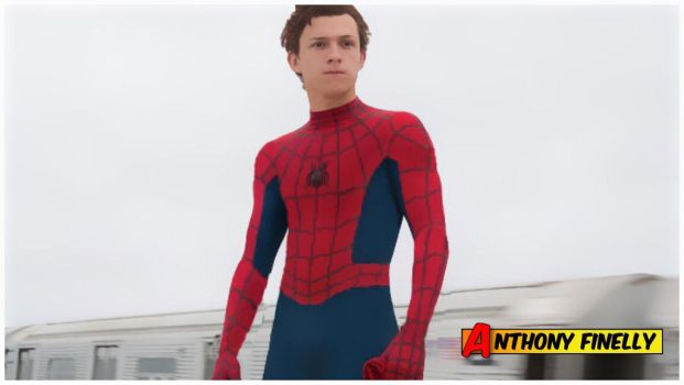 Spider-Man:Homecoming(comic accurate)suit by Finelly