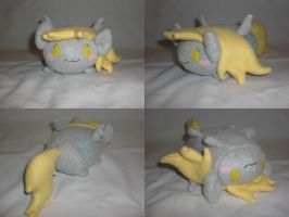 Derpy PonyPoly Plushie by Bunnygirl2190