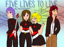 Five Lives To Live by Goody-II-Shoes
