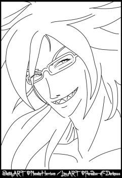 Grell Grin - CMC by ParadiseofDarkness