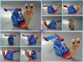 Turbo Papercraft by BRSpidey