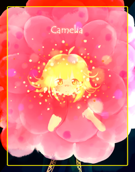 Camelia by FlanBow