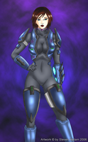 Covenant Girl by Damatee