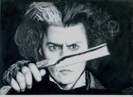 Sweeney Todd by Siemy