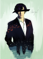 Sherlock of  London by ToxicKittyCat