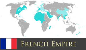Greater French Empire by PrussianInk