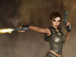 Tomb Raider: Egypt 2 by Halli-well