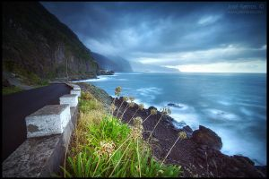 A Storm in Paradise by Inebriantia