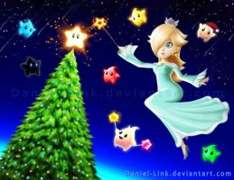 Merry Christmas Rosalina by Daniel-Link