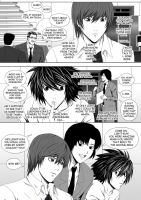 Death Note Doujinshi Page 120 by Shaami