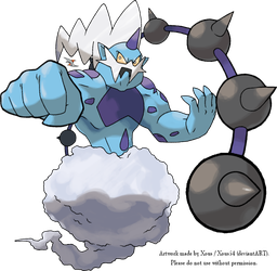 Thundurus v.3 by Xous54