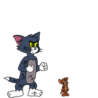 Toon Armageddon - Tom and Jerry by MarcosPower1996