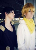 Durarara - Intimidation by tipsy-g