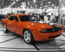 Dodge Challanger by JoKeR0720