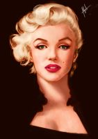 - Marilyn by MarcelaFreire