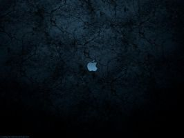 The Dark Apple Night by The-man-who-writes