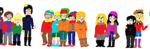 South Park Chain Reaction by SouthParkAnimator