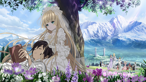 Gosick Blu Ray Cover Art - 4K Resolution by Rafael-De-Jongh