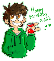 Happy Birthday Edd!! by MousieMemeQueen