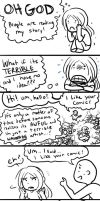 Said Every Comic Artist, Ever (p. 2) by DelusionInABox