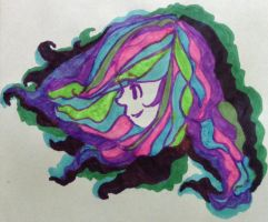 Celestial Flowing Hair by Warm-Vibe