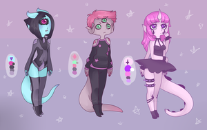 001-003 Occularus Adopts [CLOSED] by AGD-Adopts