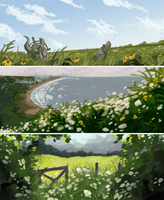 Countryside by Liimesquares