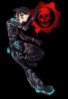 Gears of War - Sway by L-Sway