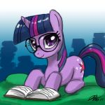 Twilight and Glasses by johnjoseco