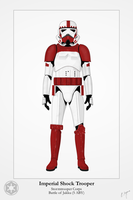 Imperial Shocktrooper by graphicamechanica