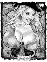 Pirate Pinup4 by CrushArt2014