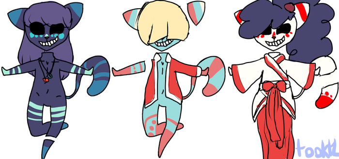 Mad cutters adopts (OPEN) by Tookyl