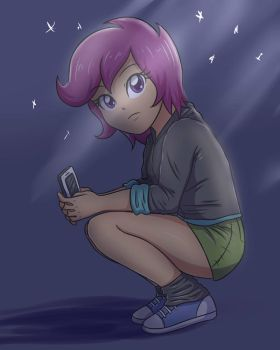 Scootaloo. by sumin6301